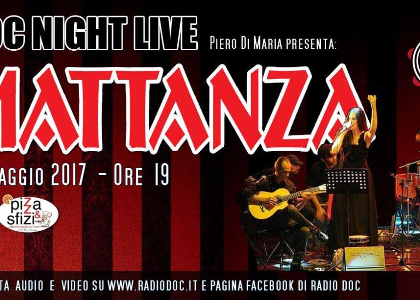 """I """"Mattanza"""" Il DOC Night Live chiude con una storia nazionale"""
