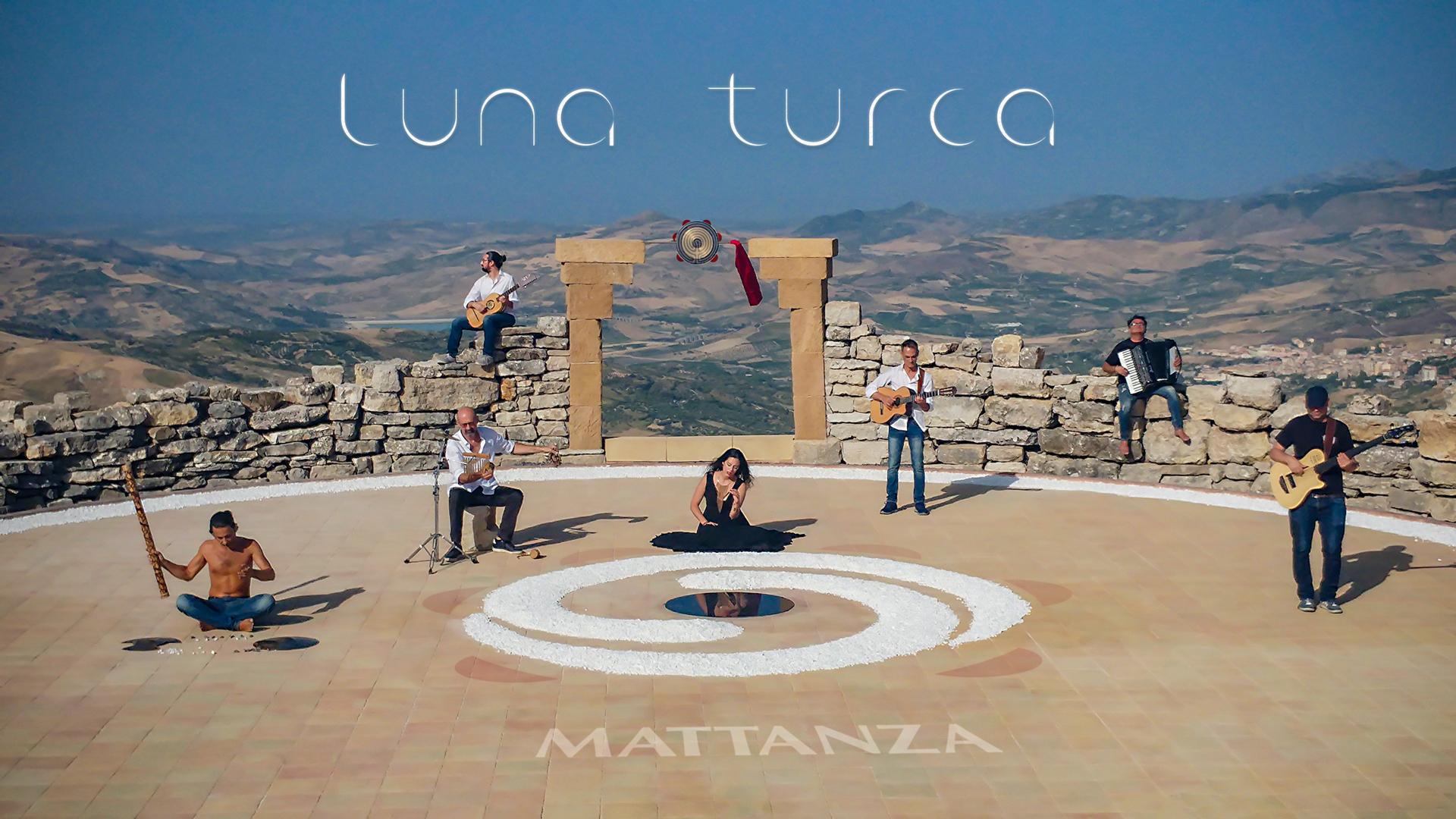 Copertina Luna Turca - Mattanza