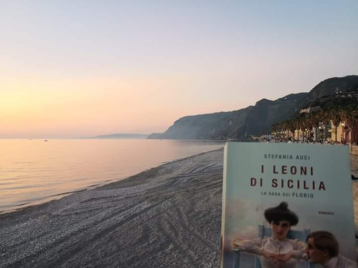 Incontro con Stefania Auci, autrice de I Leoni di Sicilia