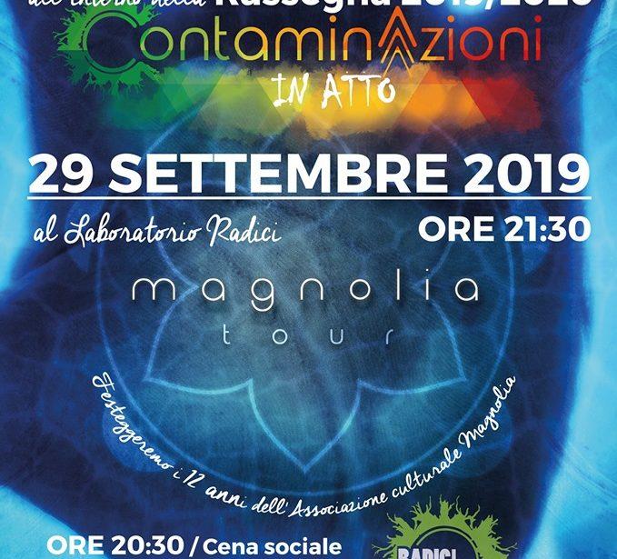 """Mattanza """"Magnolia"""" Tour al Laboratorio Radici"""